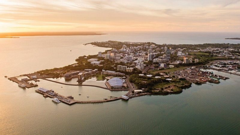 cruise around the darwin harbour top things to do