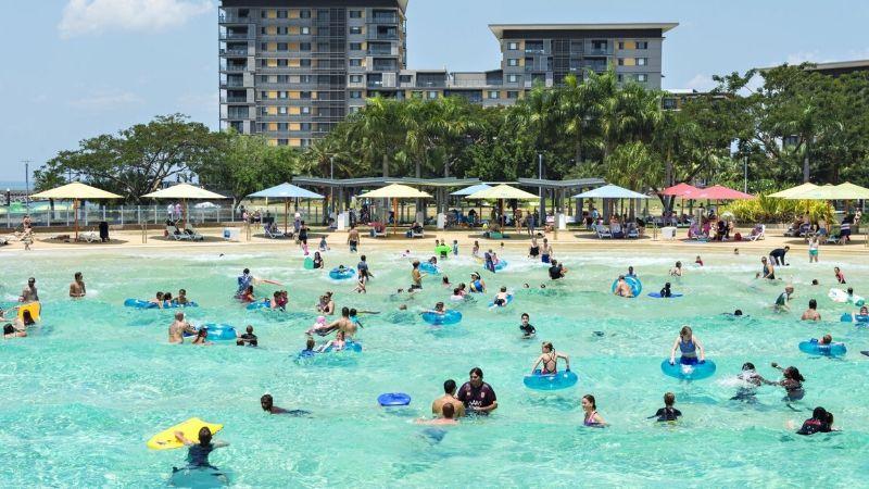 lagoon wave pool darwin top things to do