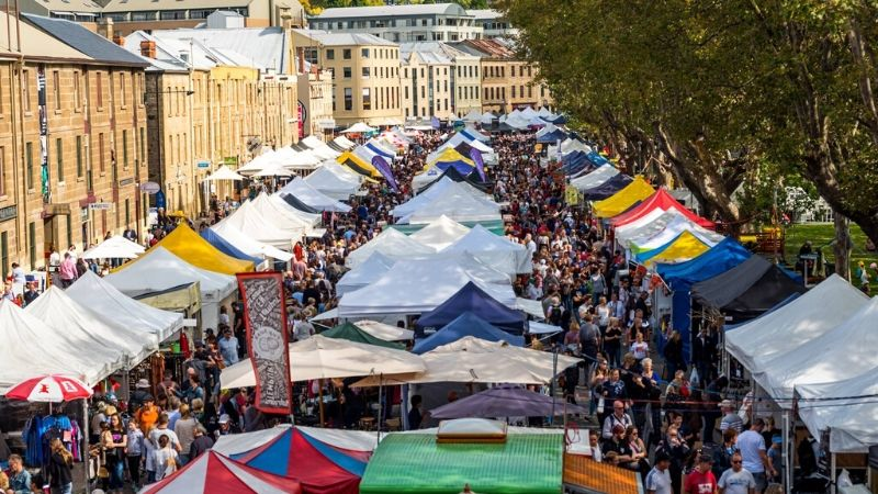 top things to do in hobart best markets