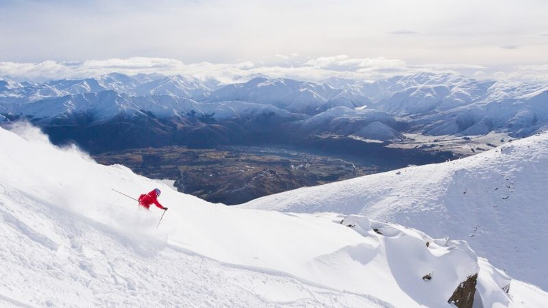 top things to do in queenstown snow activities