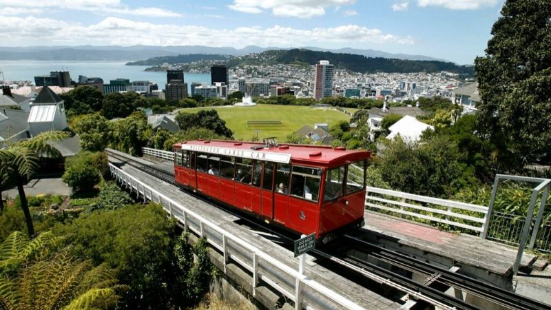 top things to do in wellington the cable car and lookout