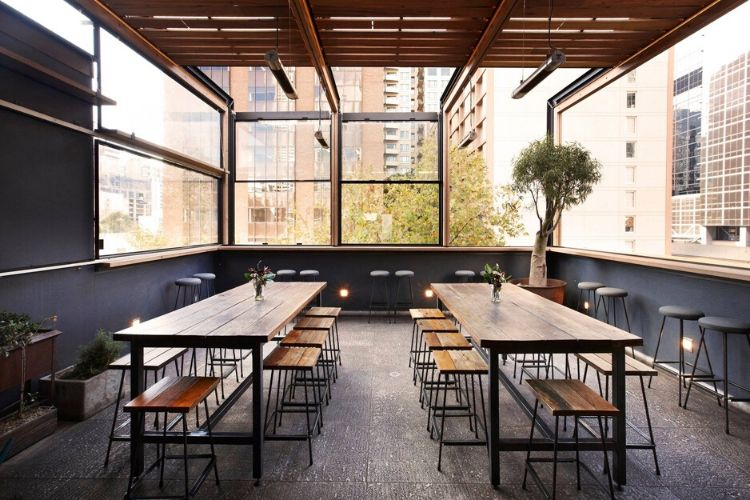 Bomba Rooftop melbourne