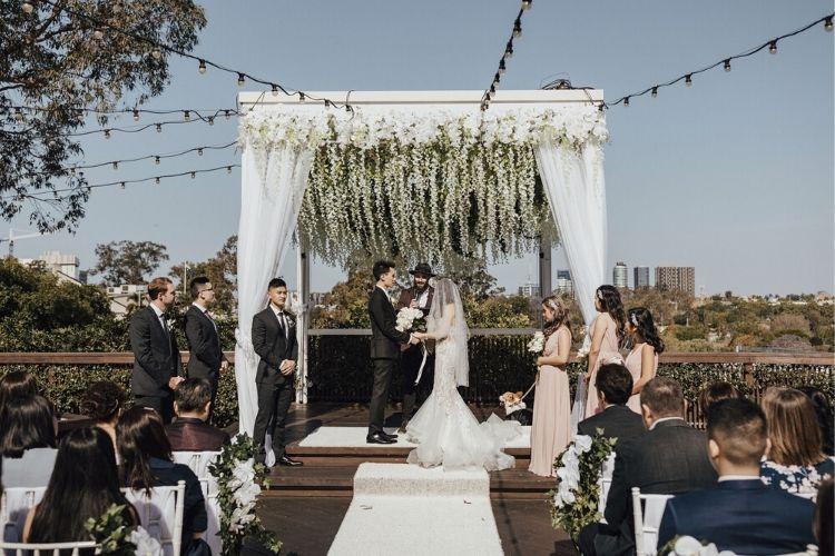 beautiful weddings australia