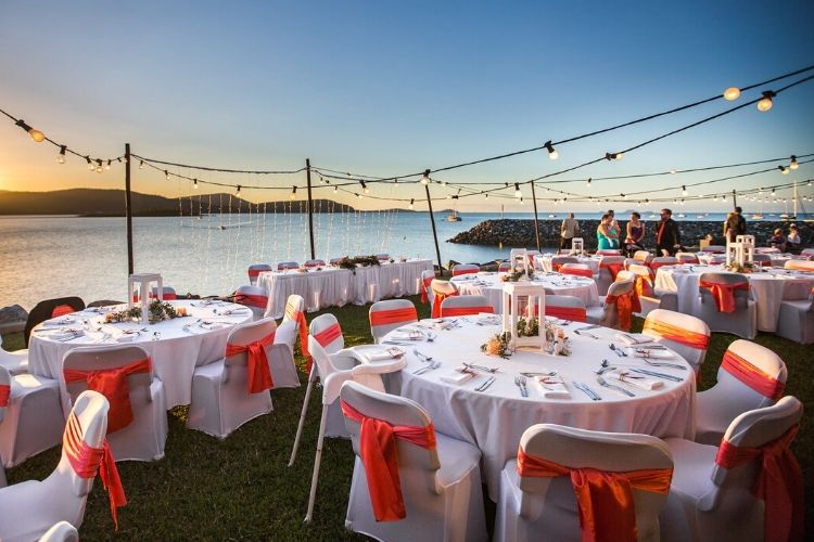 top wedding planners in airlie beach and whitsundays