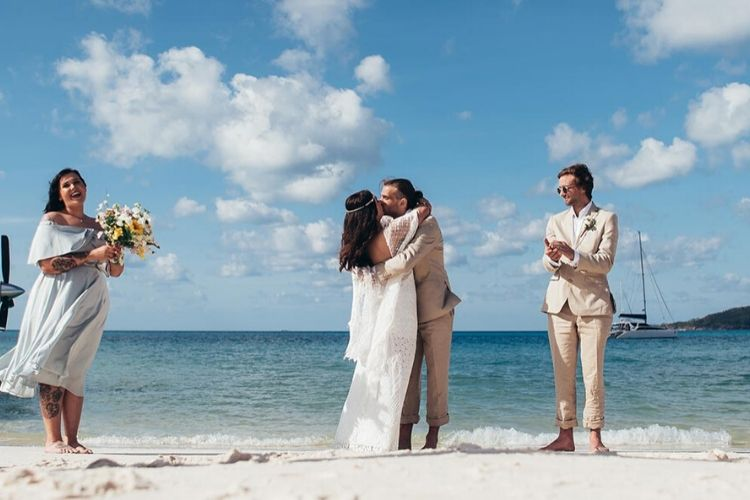 top wedding planners in airlie beach