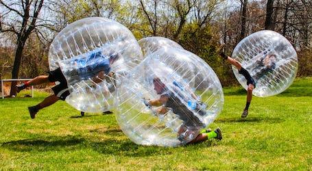 bucks bubble soccer christchurch