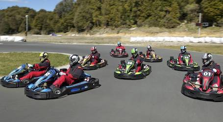 bucks group go karting christchurch