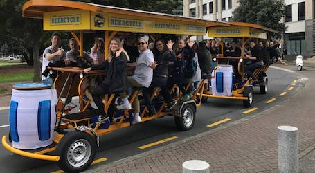 christchurch bucks beer cycle