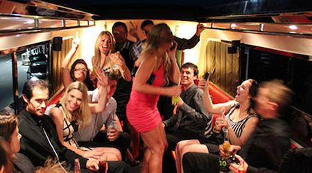 christchurch party bus