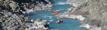 rafting in christchurch