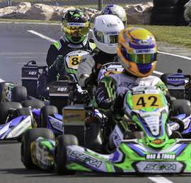 christchurch bucks go karting group