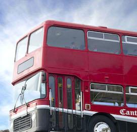 christchurch bucks party bus ideas