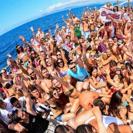 christchurch bucks party cruise