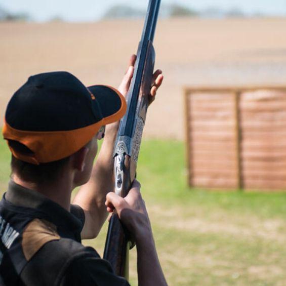 dunedin activities bucks clay shooting