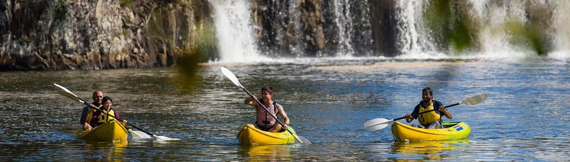 kayaking bay of islands nz