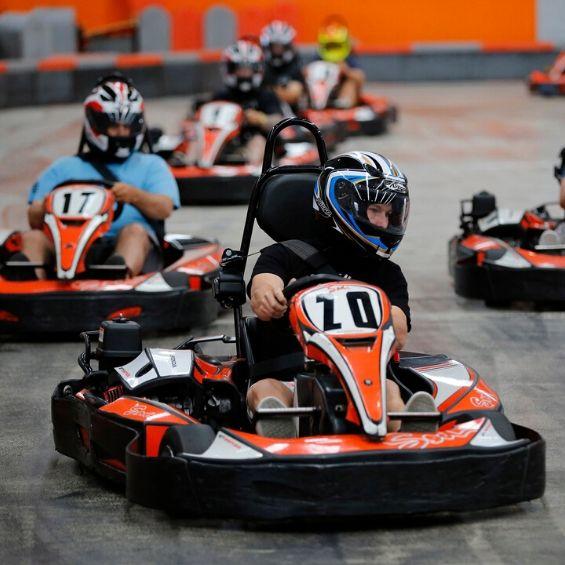 tauranga activities bucks go karting