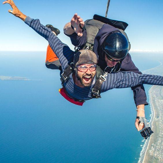 activities bucks tauranga skydive