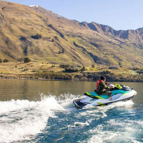 activities bucks wanaka jet ski