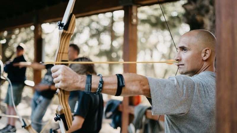 archery melbourne bucks activities
