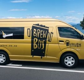 brew bus tauranga bucks activity