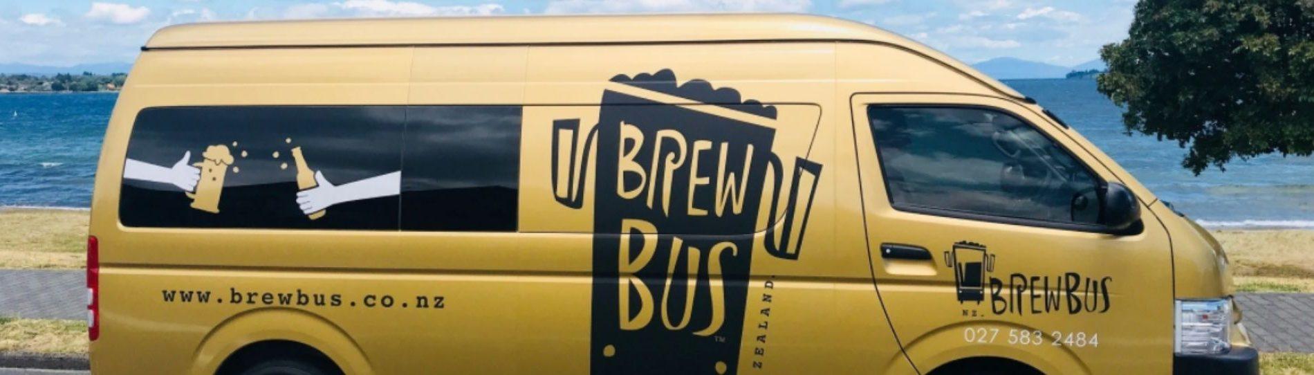 brew bus tauranga