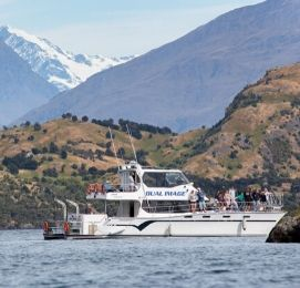 bucks party cruise wanaka new zealand