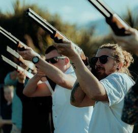bucks clay shooting in wanaka nz