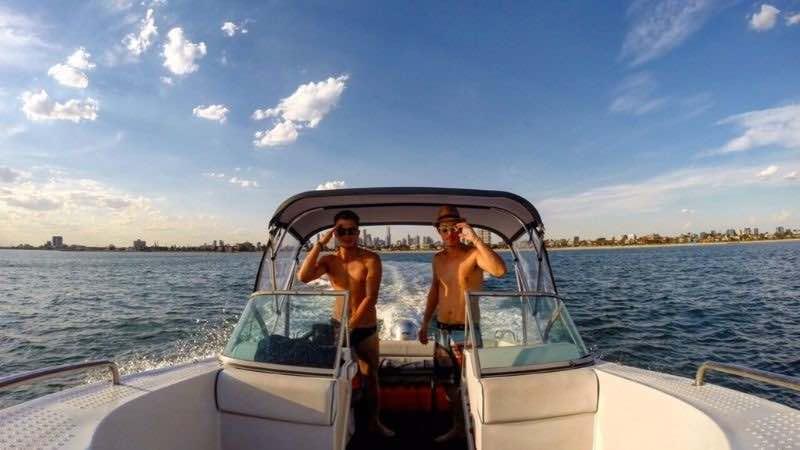 hire a boat melbourne