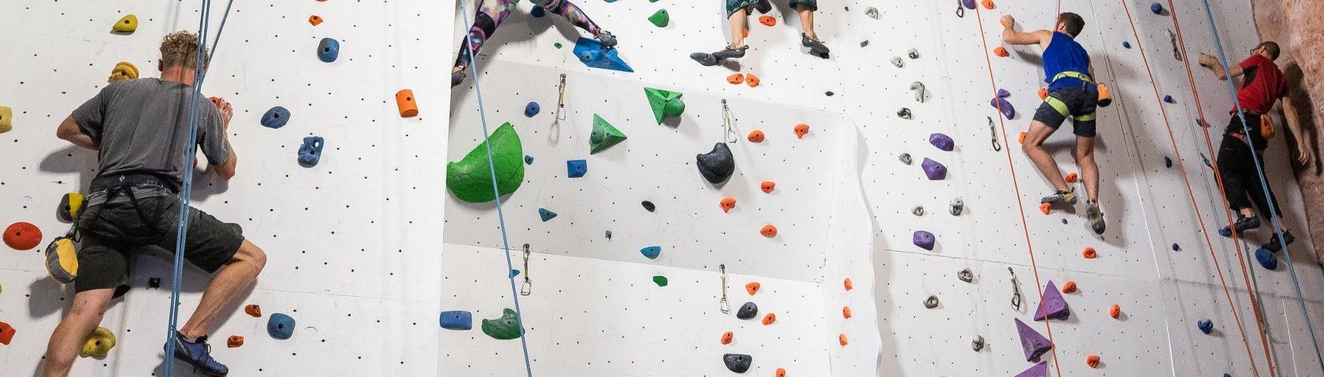 indoor rock climbing tauranga