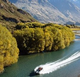 bucks jet boating wanaka nz bucks