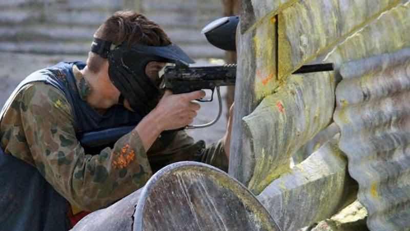 paintball skirmish melbourne bucks activities