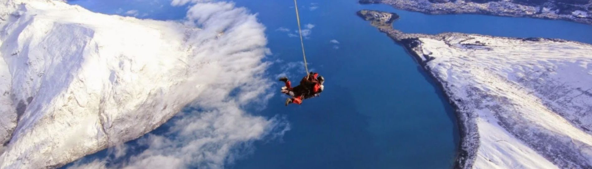 skydiving dunedin