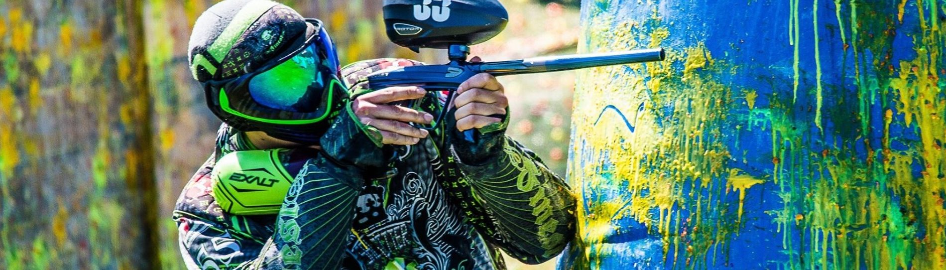 tauranga bucks paintball skirmish