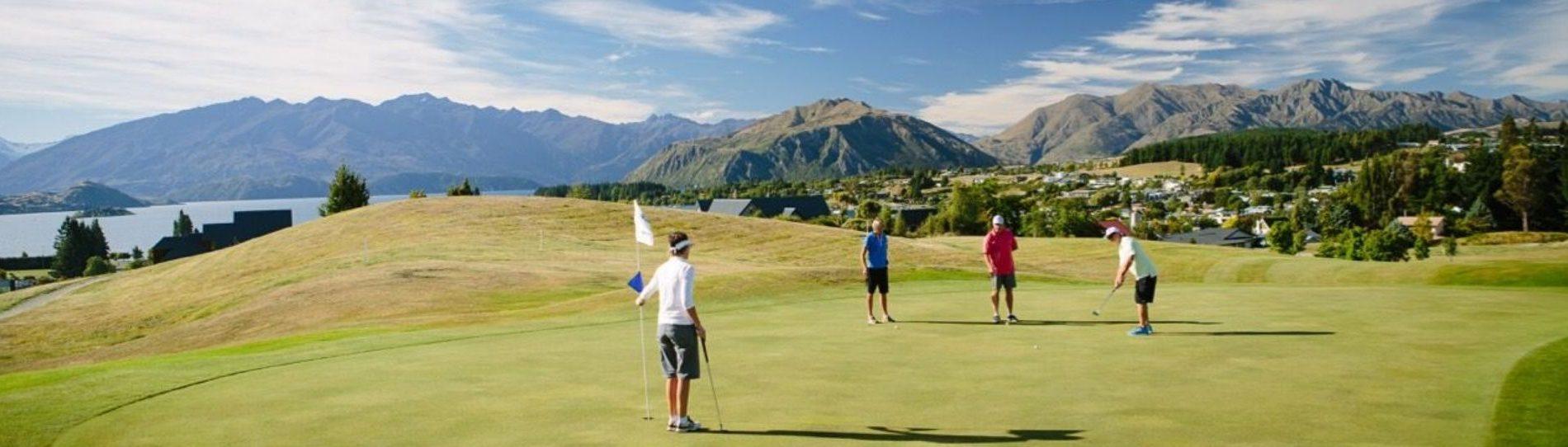 wanaka bucks golf day