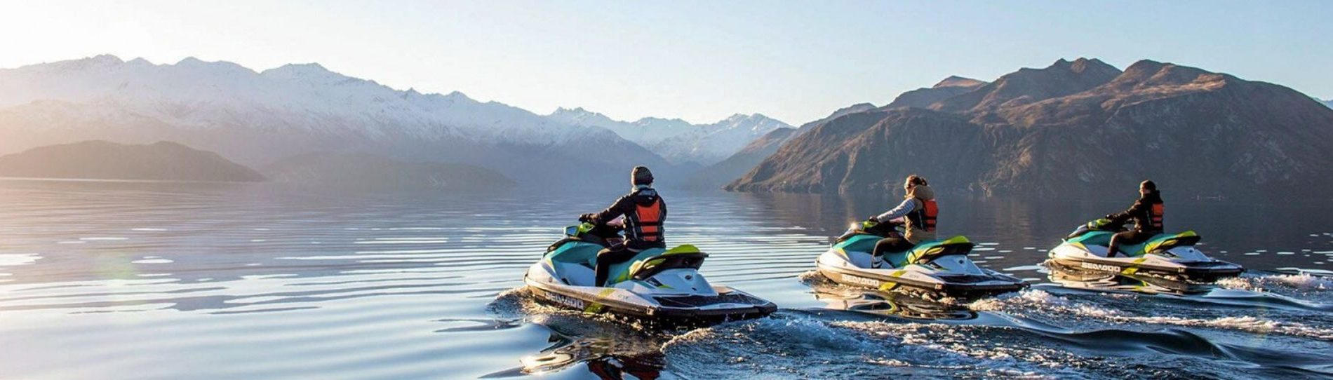jet ski tours for stag weekend wanaka