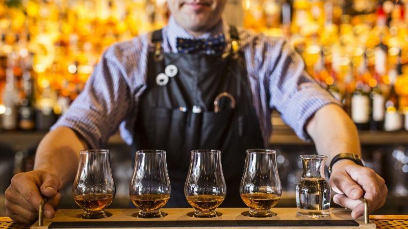 whisky tasting melbourne bucks activities