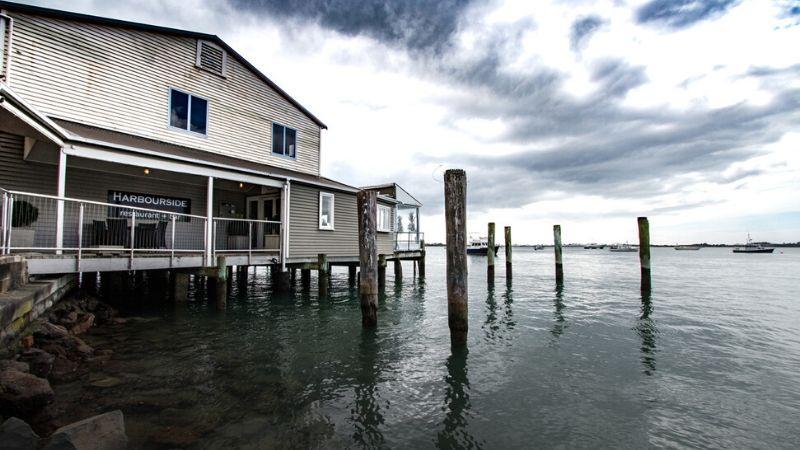 harbourside restaurant tauranga