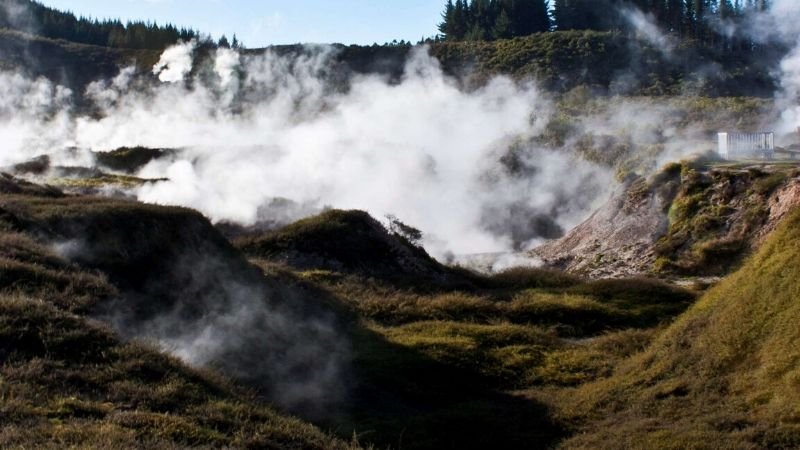 taupo craters of the moon nz