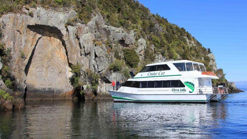 taupo scenic cruises