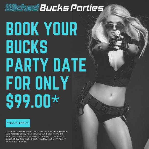 Wicked bucks promotion