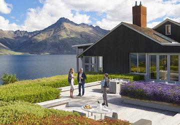 rotorua luxury lakeside retreats