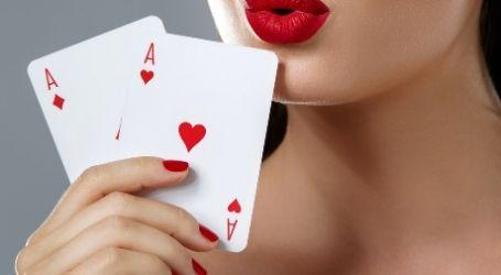 female poker dealers