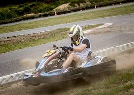 go karting in rotorua