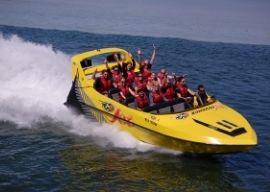 jet boating in rotorua