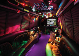 party bus wicked bucks