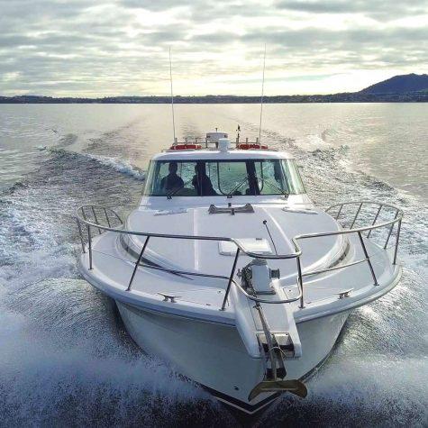 private fishing charter tour rotorua