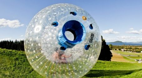 zorb balls wicked bucks