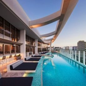 high rollers package gold coast