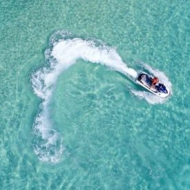 airlie beach jet ski and boat package